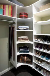 wardrobe corner install design