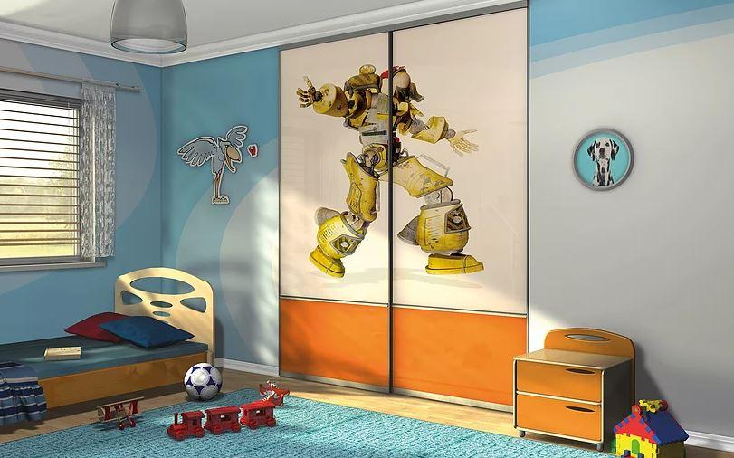 sliding doors kids bedroom
