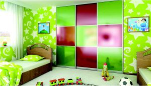 sliding doors kids bedroom