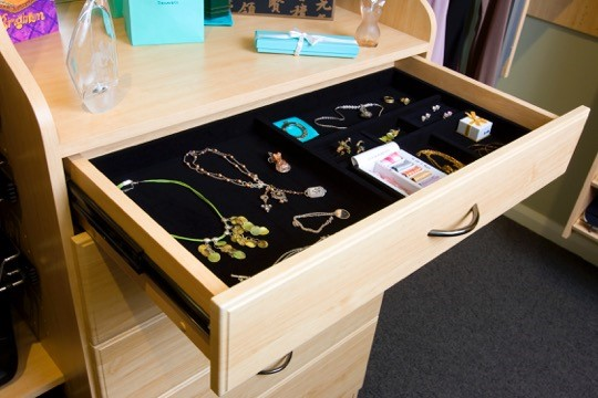 jewellery drawer