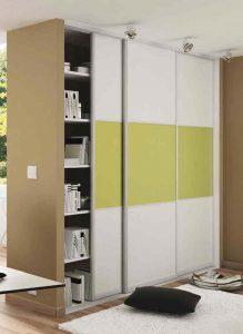 wardrobe sliding doors large office