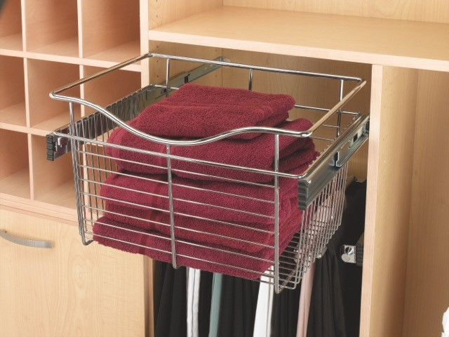 wardrobe wire basket