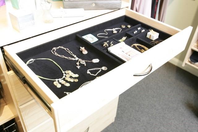 wardrobe jewellery drawer
