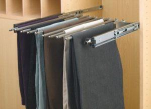 wardrobe pant rack non slip
