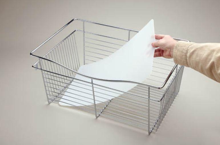 wire basket insert