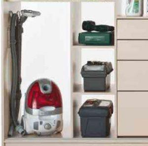 vacuum wardrobe insert