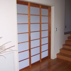 Modern Shoji Screens