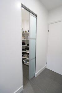 bulters pantry sliding door