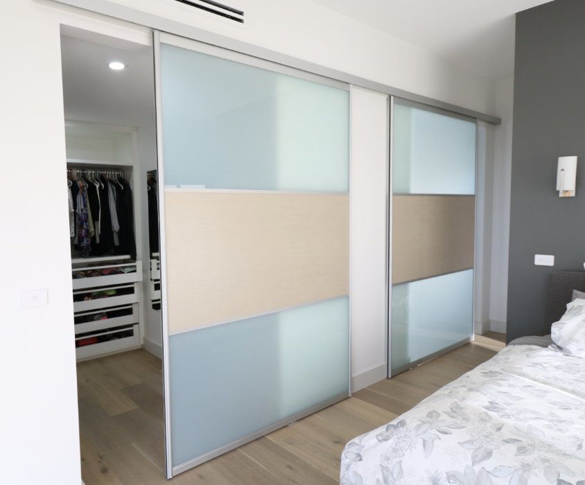 bathroom and wardrobe sliding doors