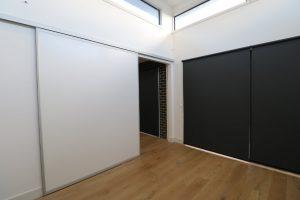 huge white room divider