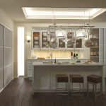 kitchen sliding doors