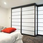 bedroom shoji doors