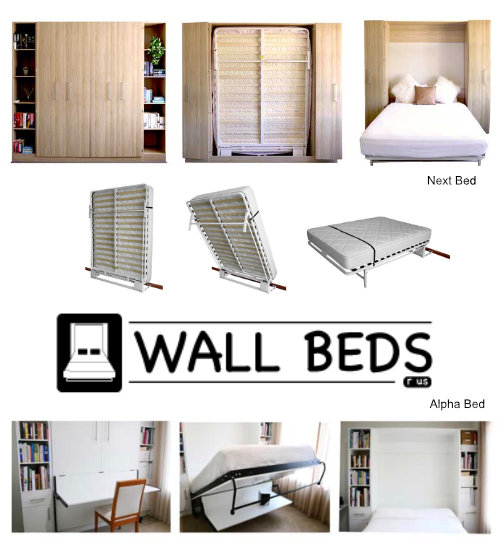 wall beds advert