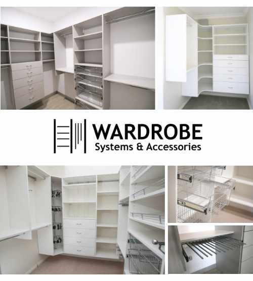 wardrobe advert